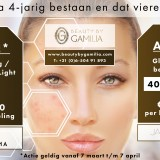 Advertentie Instagram Beauty by Gamilia breedinvorm.nl