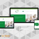 Portfolio Website Cura Zorg