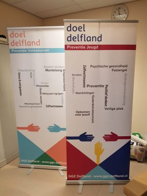 roll-up banners ggz delfland breedinvorm.nl