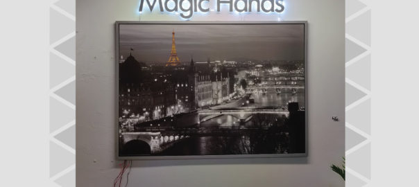 Magic Hands Letters - breedinvorm.nl