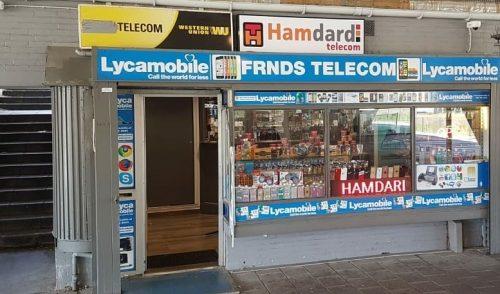 lichtbak hamdard telecom breedinvorm.nl