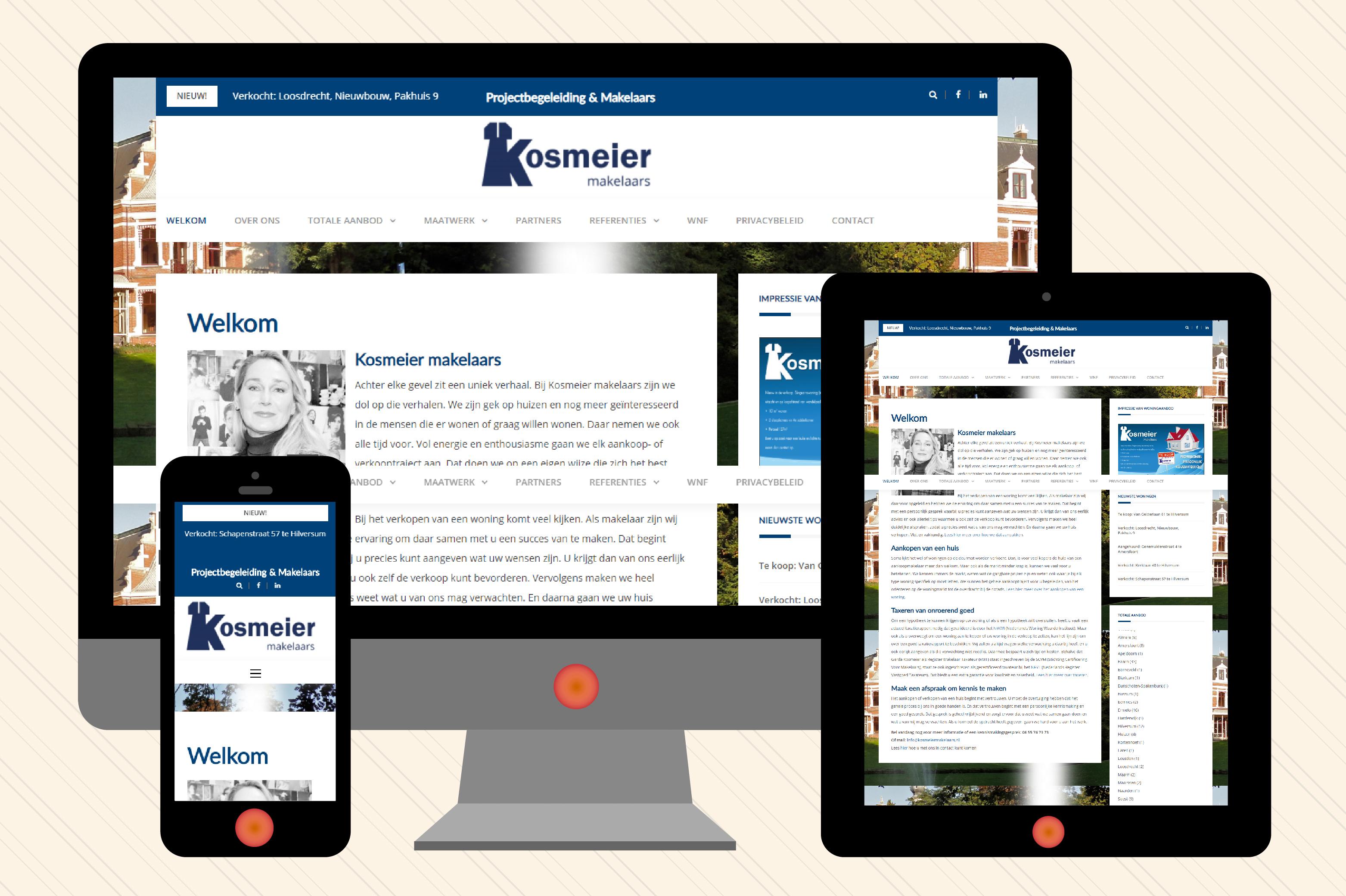 website kosmeier_portfolio breedinvorm.nl